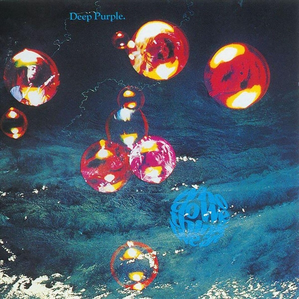 Deep Purple - Who Do We Think We Are Limited Edition Purple Vinyl
