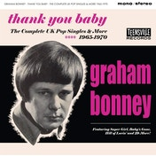 Graham Bonney - Thank You Baby: The Complete UK Pop Singles & More 1965-1970 CD