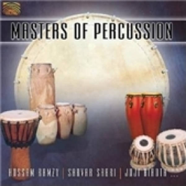 Hossam Ramzy / Sabri / Hirota Masters Of Percussion CD