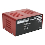 Battery Charger Electronic 4Amp 12V 230V