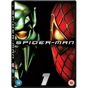 Spider-man 1 DVD