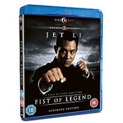 Fist Of Legend Blu-ray