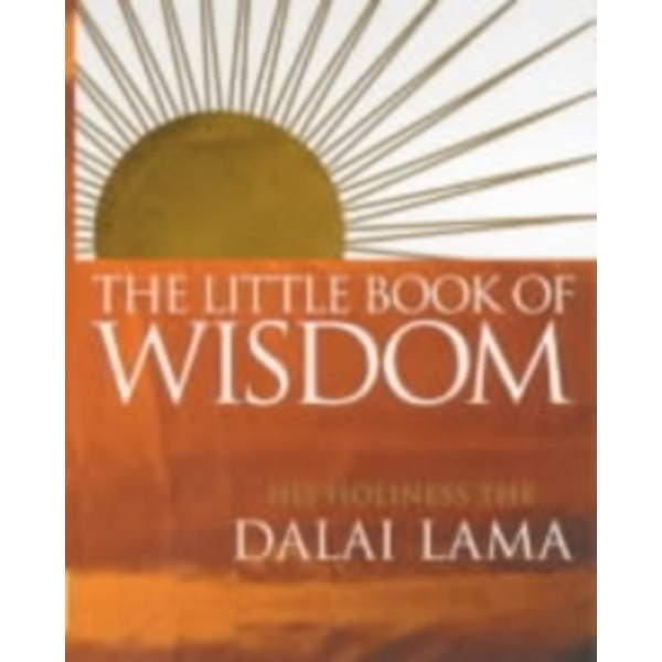 The Little Book Of Wisdom by Dalai Lama (Paperback, 2000)