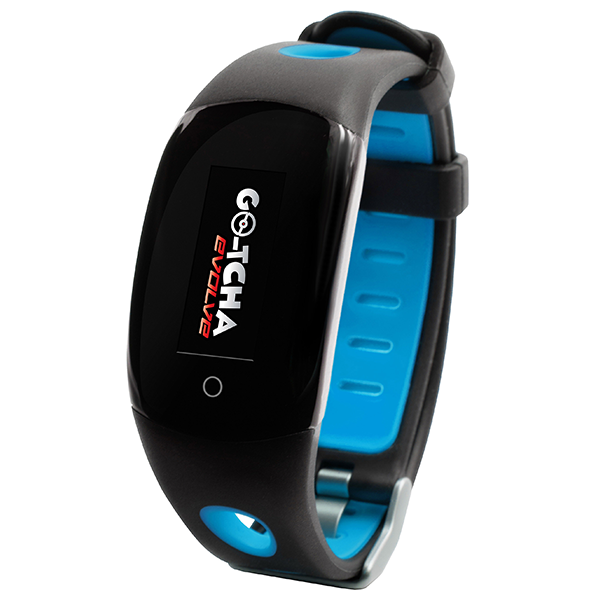 GO-TCHA Evolve Smartwatch for Pokemon Go Trailblazer Blue