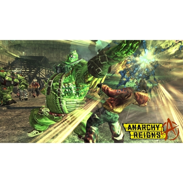 Anarchy Reigns Xbox 360 Game - Image 2