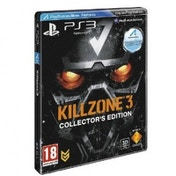 Killzone 3 Collector's Edition Game PS3