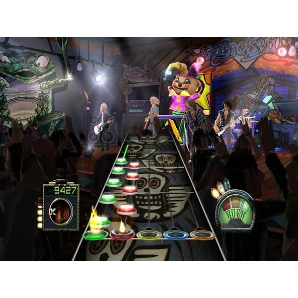 Guitar Hero Aerosmith Solus Game Xbox 360 - Image 3
