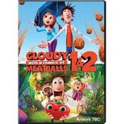Cloudy With A Chance of Meatballs 1 & 2 DVD