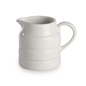 White Milk Churn Jug | M&W