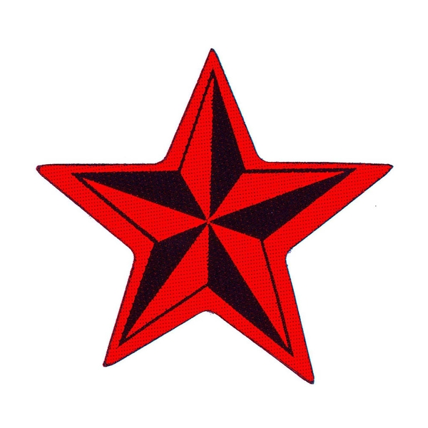 Generic - Nautical Star Standard Patch