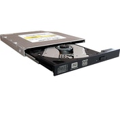 LG Slimline DVD Re-Writer SATA 8x Black  12.7mm High - OEM