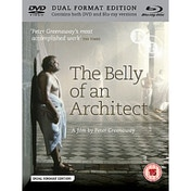 Belly Of An Architect Blu-Ray & DVD