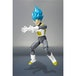 Bandai Tamashii Nations Dragon Ball Z Super Saiyan Vegeta Action Figures - Image 2