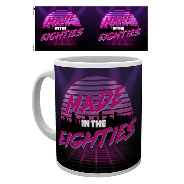 Retro Chic - Made in the 80s Mug