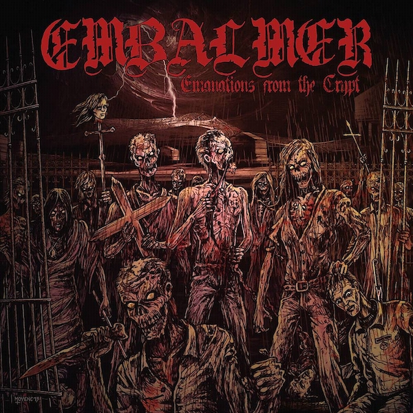 Embalmer - Emanations From The Crypt Vinyl