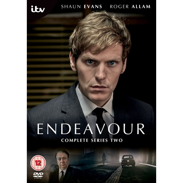 Endeavour The Complete Second Series DVD