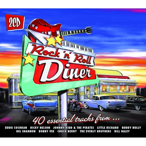 Rock'n'Roll Diner CD