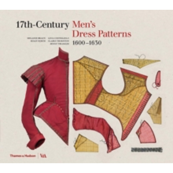 Image of 17th-Century Men's Dress Patterns 1600 - 1630