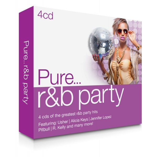 Pure... R&B Party CD