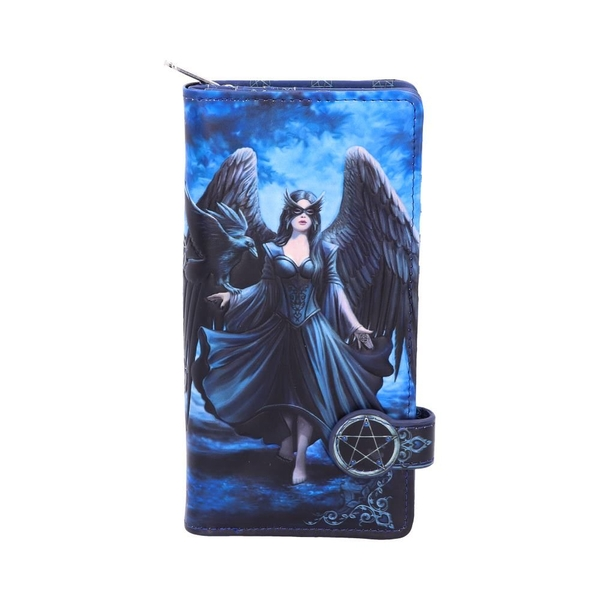Raven Embossed (Anne Stokes) Purse