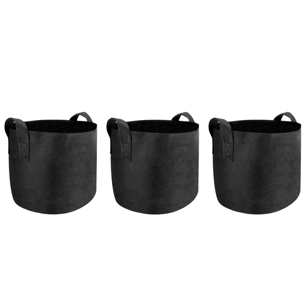 Plant Grow Bags | M&W 3x 10 Gal - Image 1
