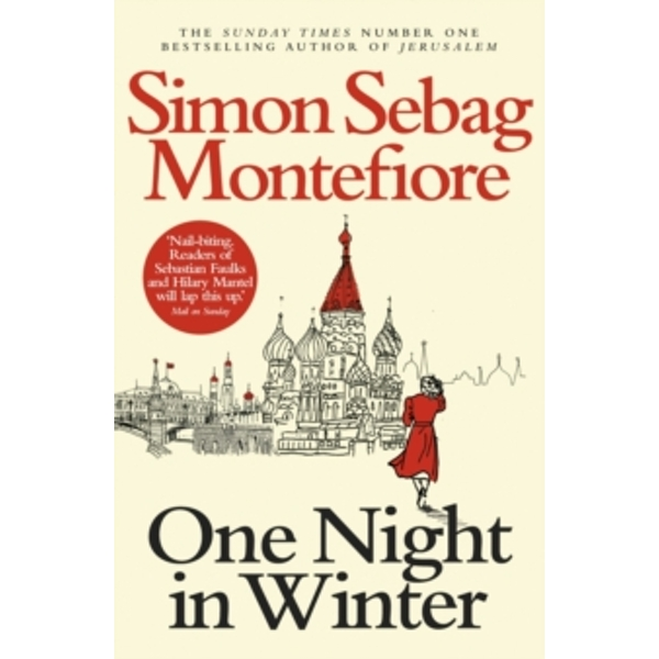 One Night in Winter by Simon Sebag Montefiore (Paperback, 2014)