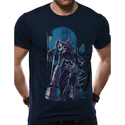 Ready Player One - Iron Giant Men's Medium T-Shirt - Black