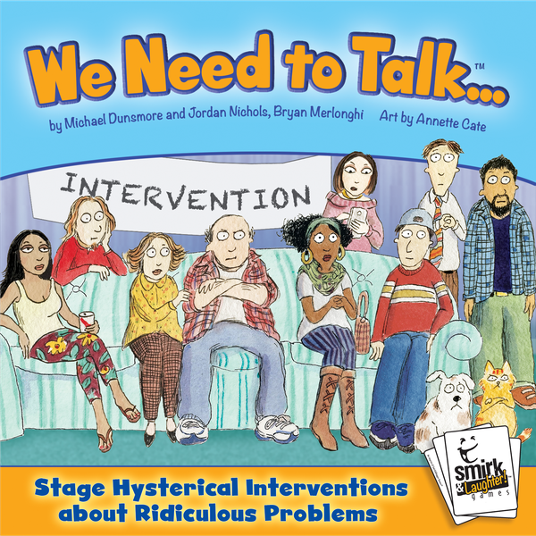 We Need to Talk Board Game