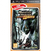 Monster Hunter Freedom Unite Essentials Game PSP