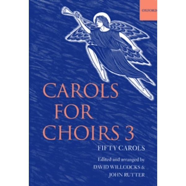 Carols for Choirs: Bk. 3: Vocal Score by Oxford University Press (Sheet music, 1978)