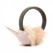 Nintendo Legend of Zelda Adult Female Furry Overhead Elf Ears Earmuffs