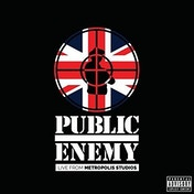 Public Enemy - Live From Metropolis Studios CD