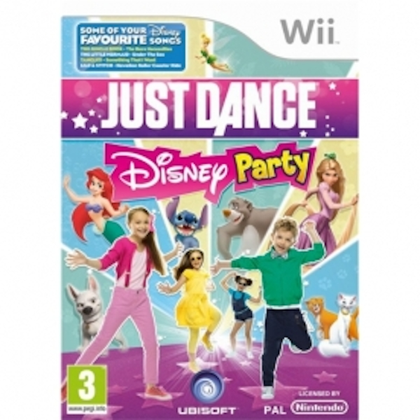 Just Dance Disney Party Game Wii