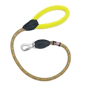 Long Paws Comfort Collection Rope Lead 75cm / 30in Green