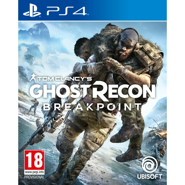 Tom Clancy's Ghost Recon Breakpoint PS4 Game - Image 1