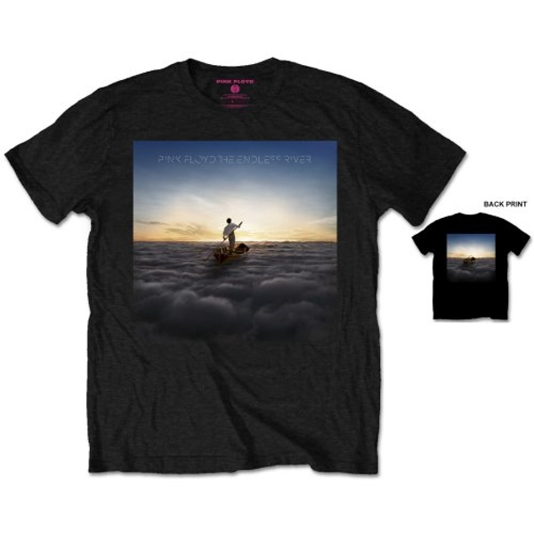 Pink Floyd - Endless River Unisex Small T-Shirt - Black