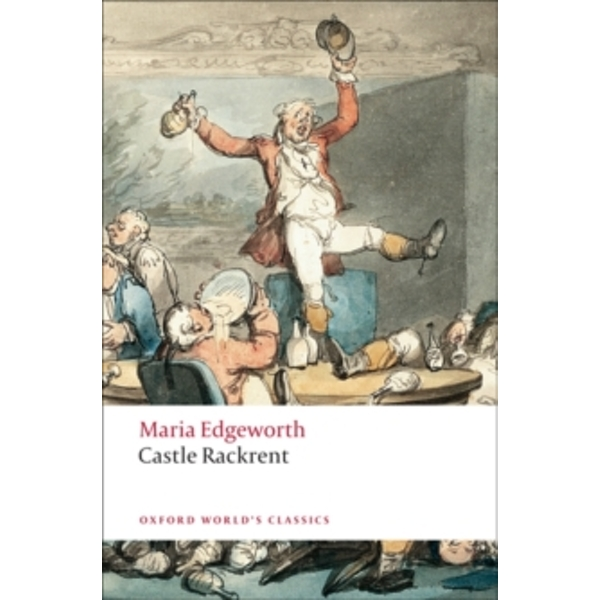 Castle Rackrent by Maria Edgeworth (Paperback, 2008)