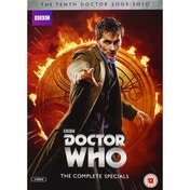 Doctor Who - The Complete Specials (Repack) DVD