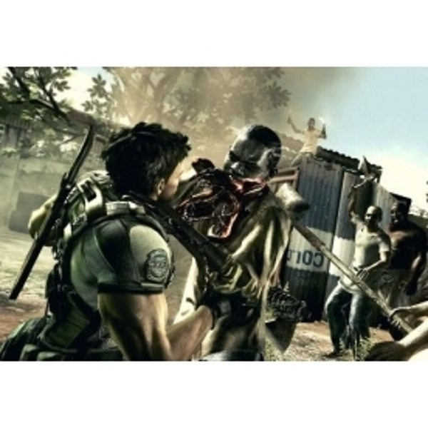 Resident Evil 5 Gold Edition (Move Compatible) Game (Essentials) PS3 - Image 3