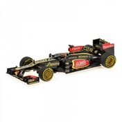 Minichamps 1:43 Lotus F1 Team Renault K.Raikkonen 2013 Showcar