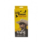 The Lone Ranger Shuffling The Deck Card Game