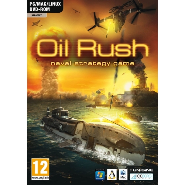 Oil Rush Game PC and MAC