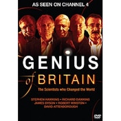 Genius Of Britain DVD