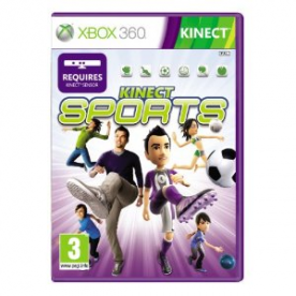 Kinect Sports Game Xbox 360
