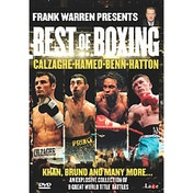 Frank Warren Presents Best Of Boxing DVD