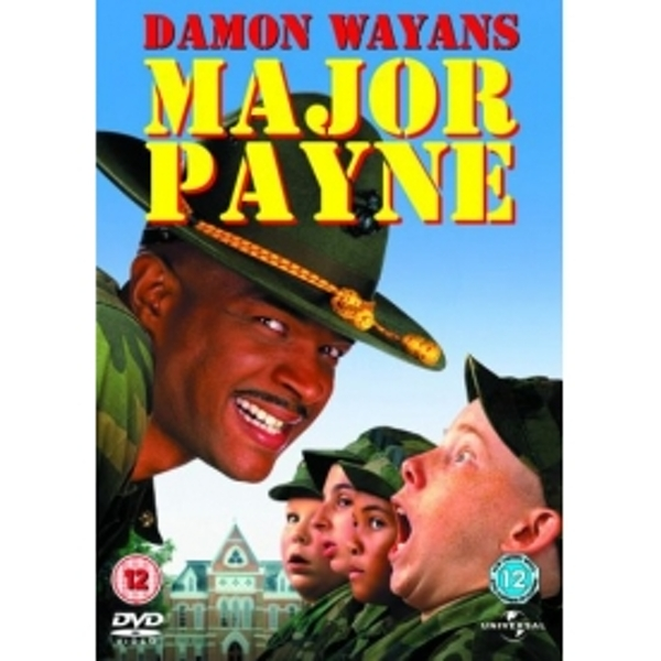 Major Payne DVD