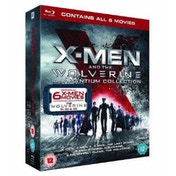 X-Men & Wolverine: Adamantium Collection Blu-ray (Region Free)