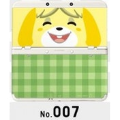New Nintendo 3DS Cover Plates No 007 Animal Crossing Faceplate