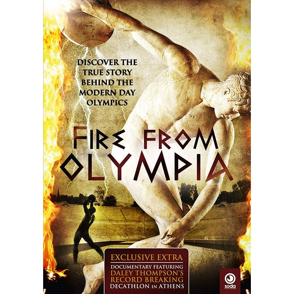 Fire From Olympia DVD