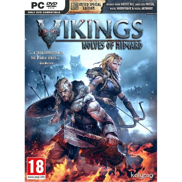 Vikings Wolves Of Midgard Limited Special Edition PC Game